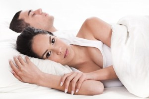 Sleep problems affect your sleep partner too!