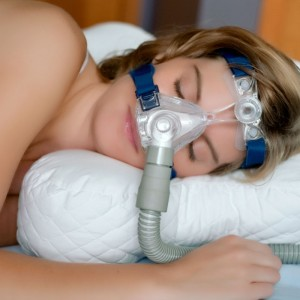 Continuous Positive Air Pressure (CPAP)